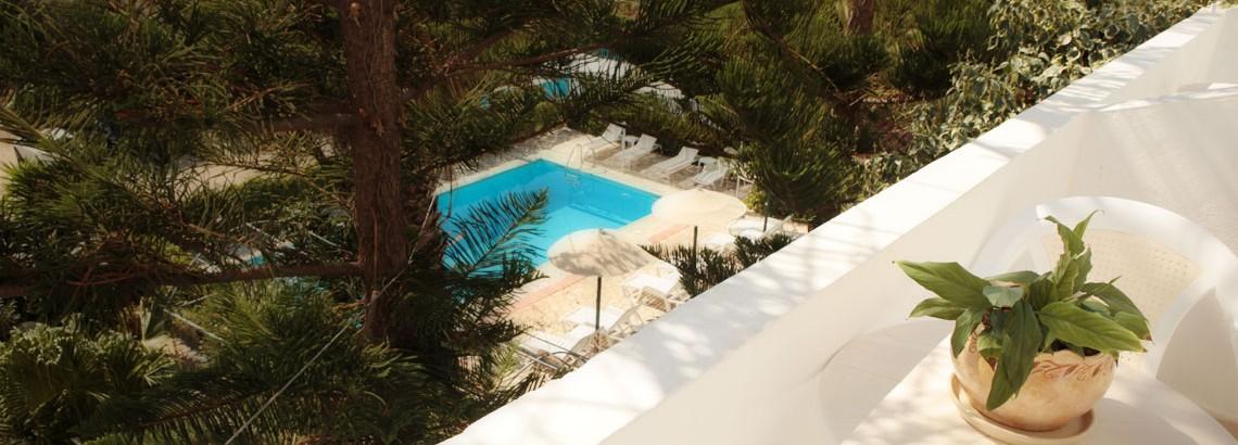 Hotel Marina Balcony